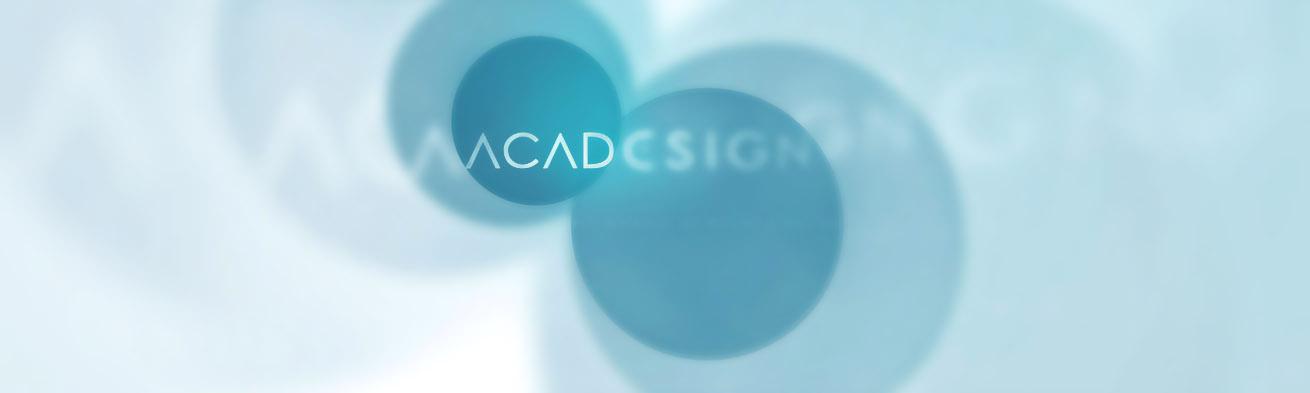 Bienvenue sur le reboot d'Acadesign !