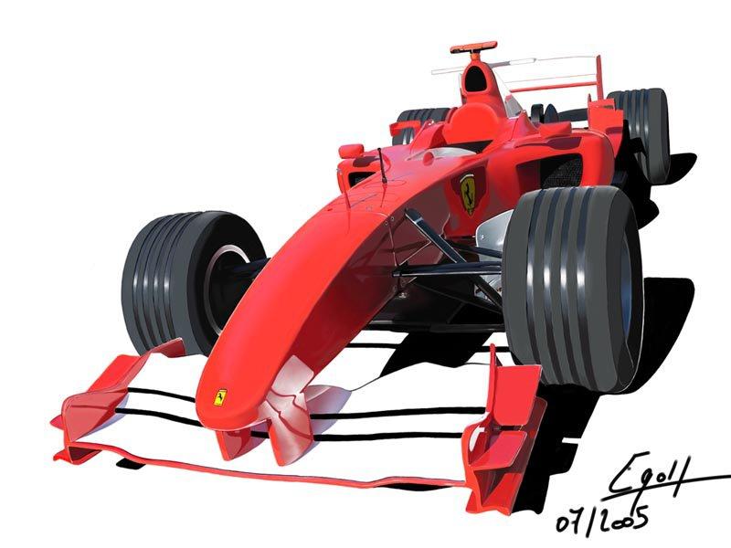 Ferrari F1 (F2004)